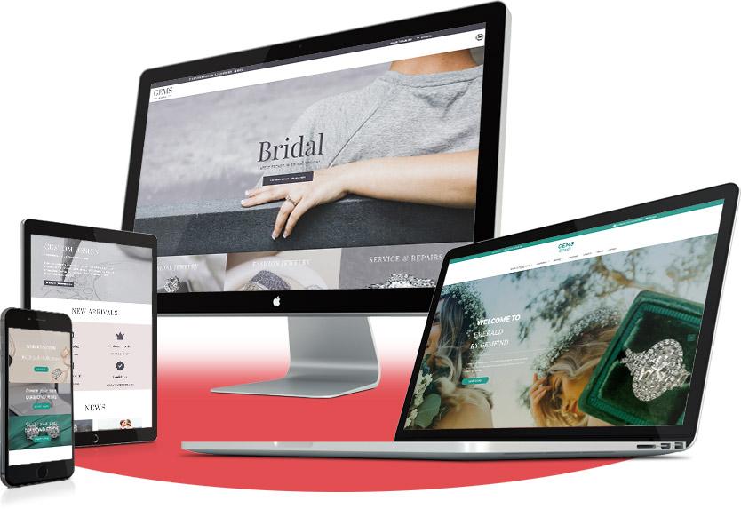 GemFind Polygon Web Design Development Partnership